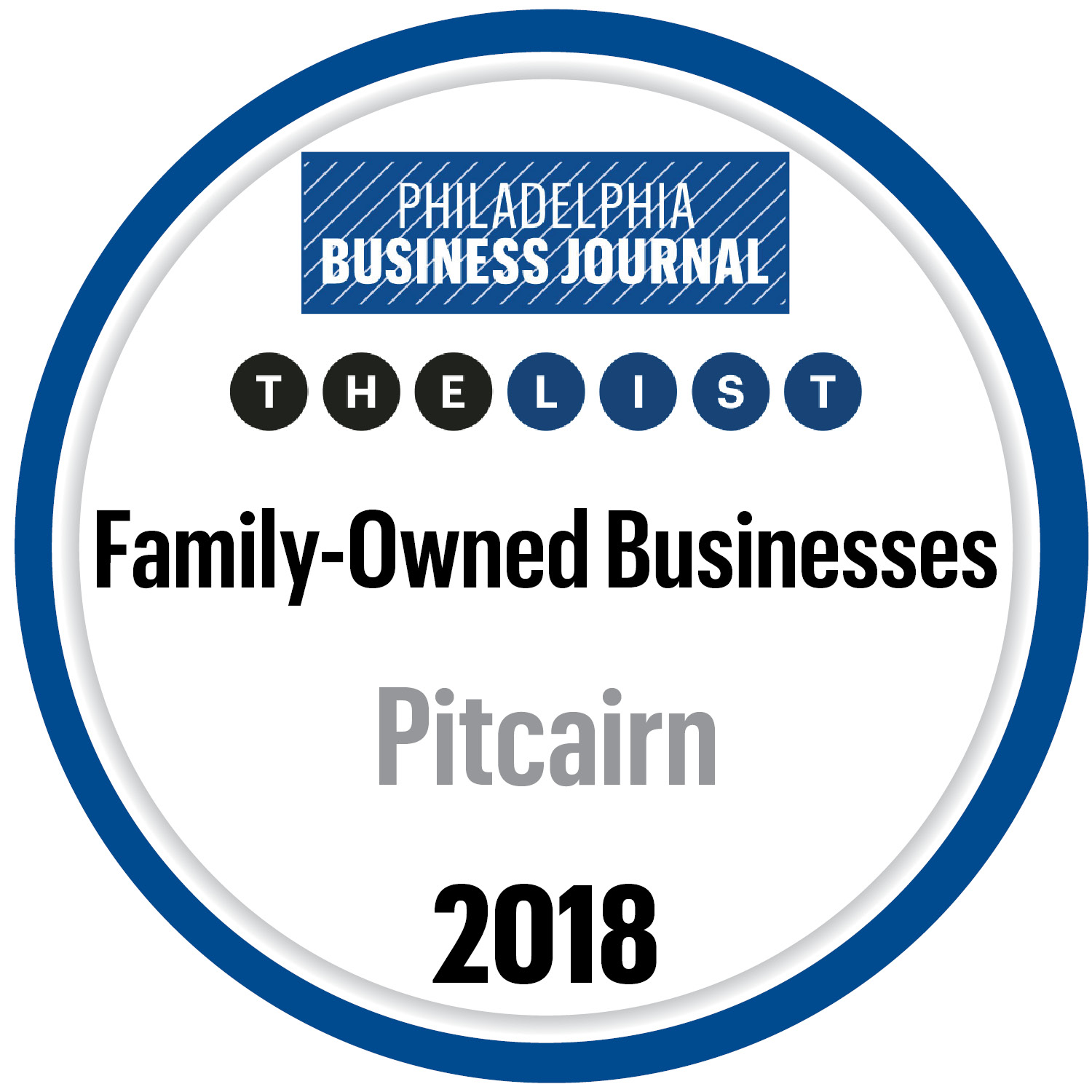 2018 Family-Owned Businesses